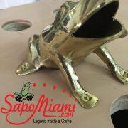 SapoMiami_BronzeSapo_Original