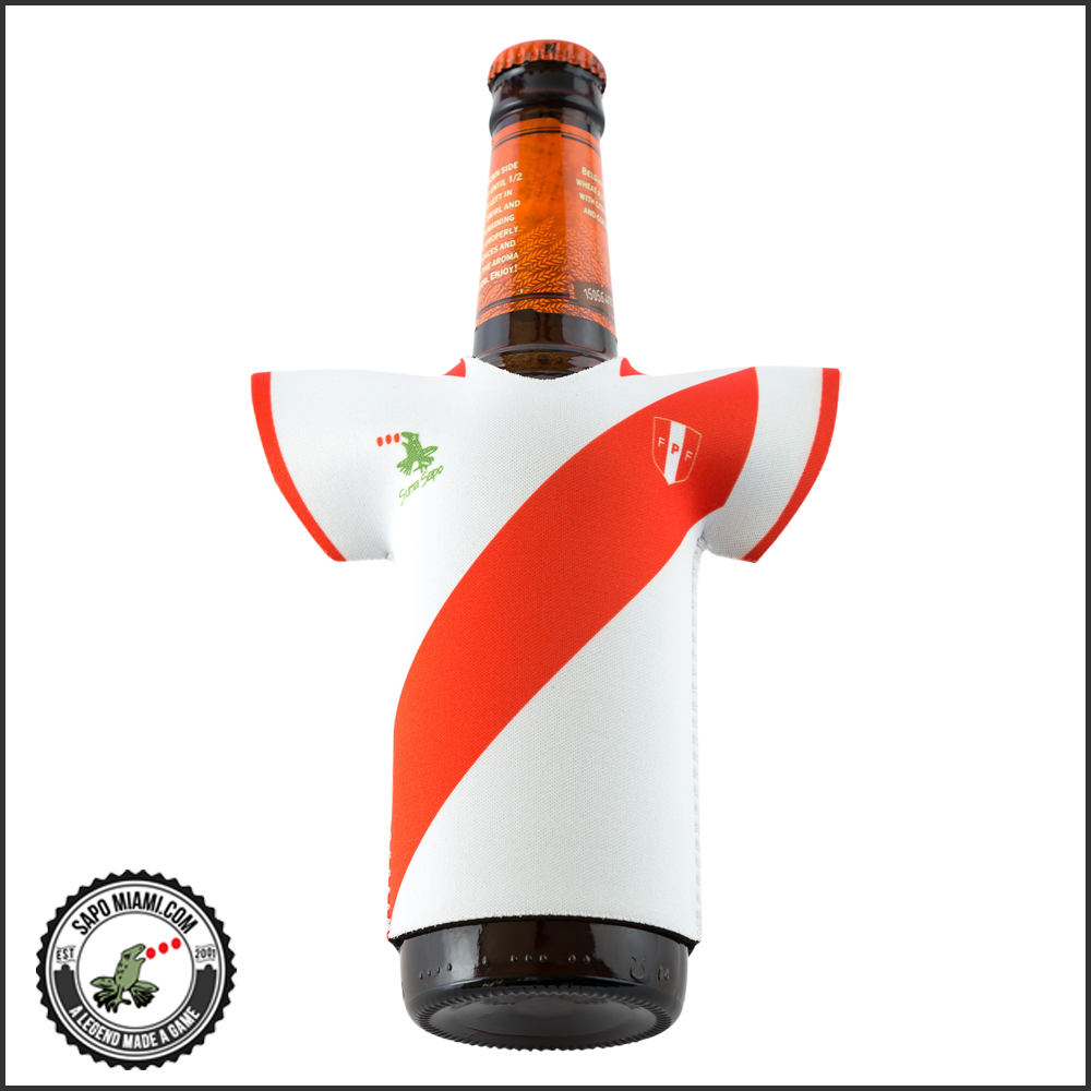 Peruvian National Soccer Team Coozie